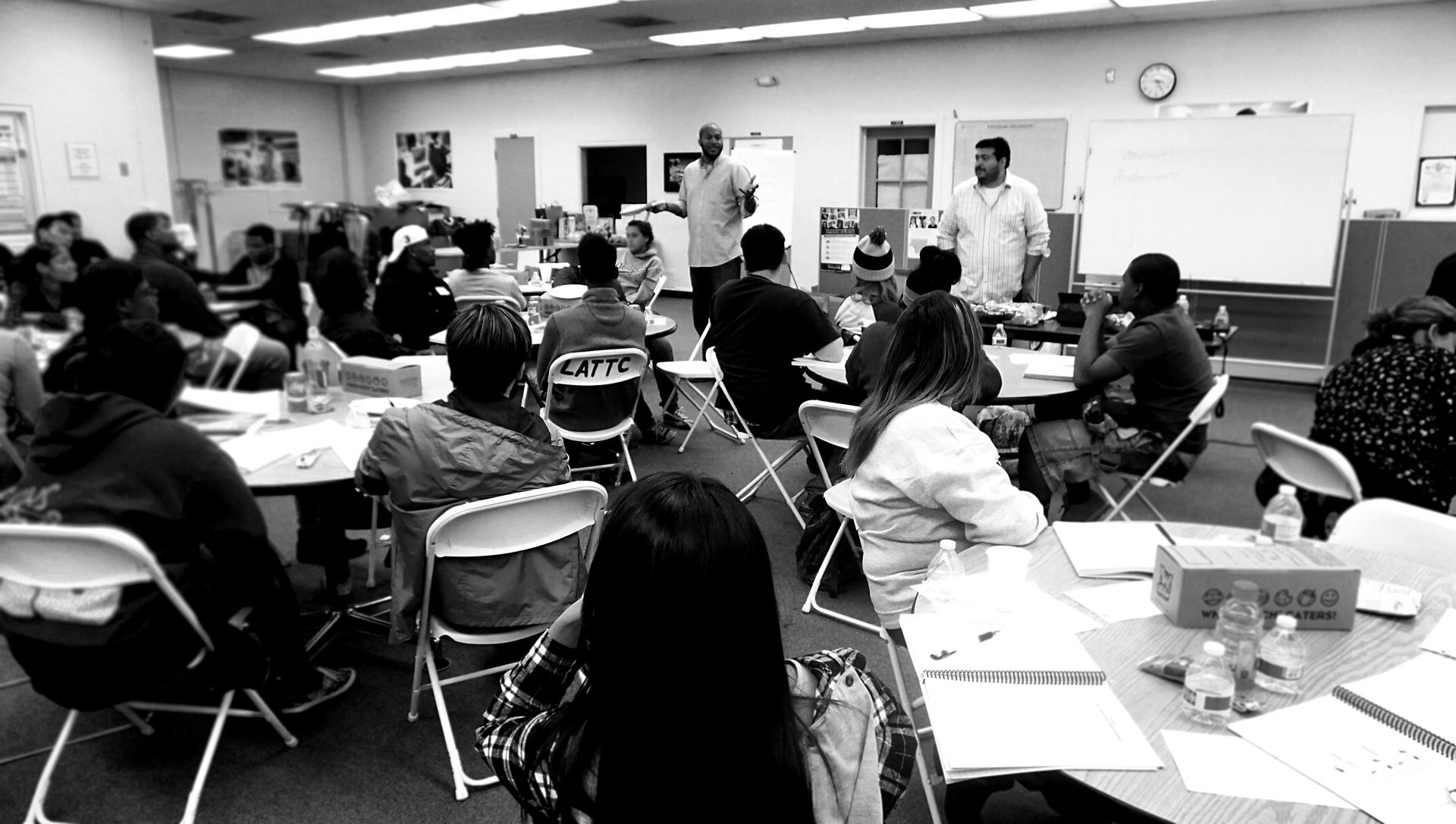 Los Angeles TAY Collaborative Career Club Facilitators